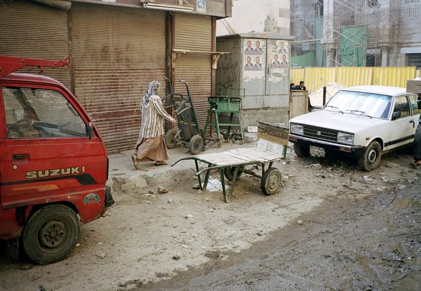 EGYPT. Cairo. 2002.
